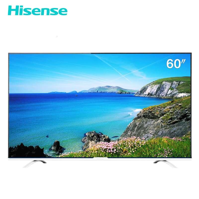 海信(hisense)led60k380u 60英寸 智能十核 4k 超高清